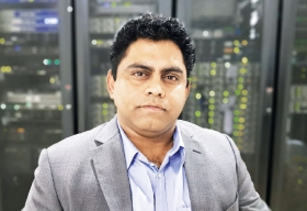 Neehar Pathare, Vice President Information Technology, Financial Technologies (India)